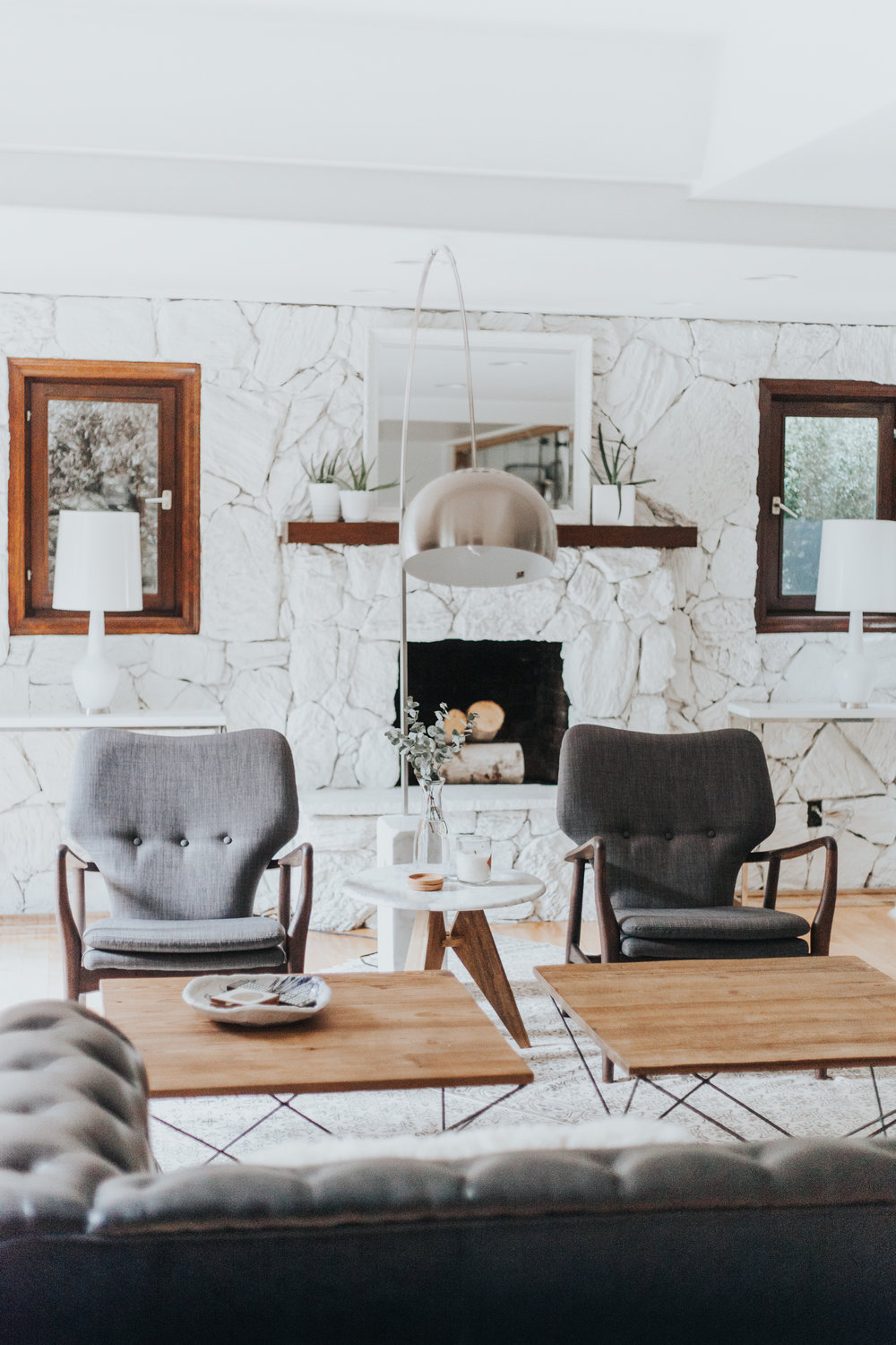 family room makeover with all modern - we furnished our new family room with wonderful allmodern an awesome decorshop online they also have an app that i was addicted to while planningthe