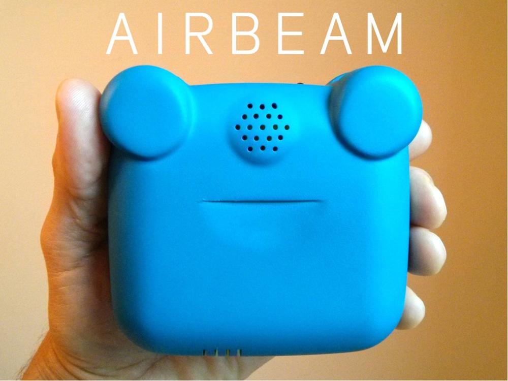 The AirBeam