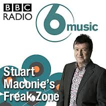 Stuart Maconie's Freak Zone on BBC6 Music