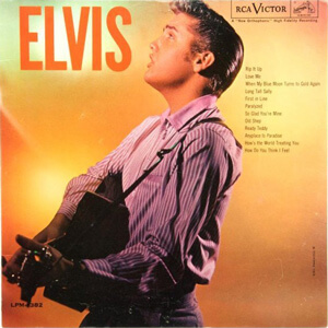 Elvis Presley with the Jordanaires [1956, RCA Victor]
