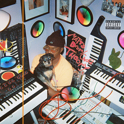 Matt Martians - Where Are Yo Friends? [2017, Three Quarter]