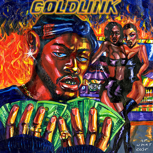 GoldLink - Summatime ft. Wale & Radiant Children [2017, RCA]