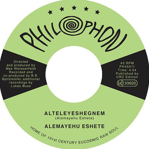 Alemayehu Eshete - Alteleyeshegnem [2017, Philophon]