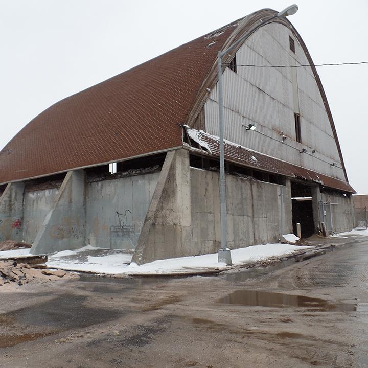 DSNY Salt Barn