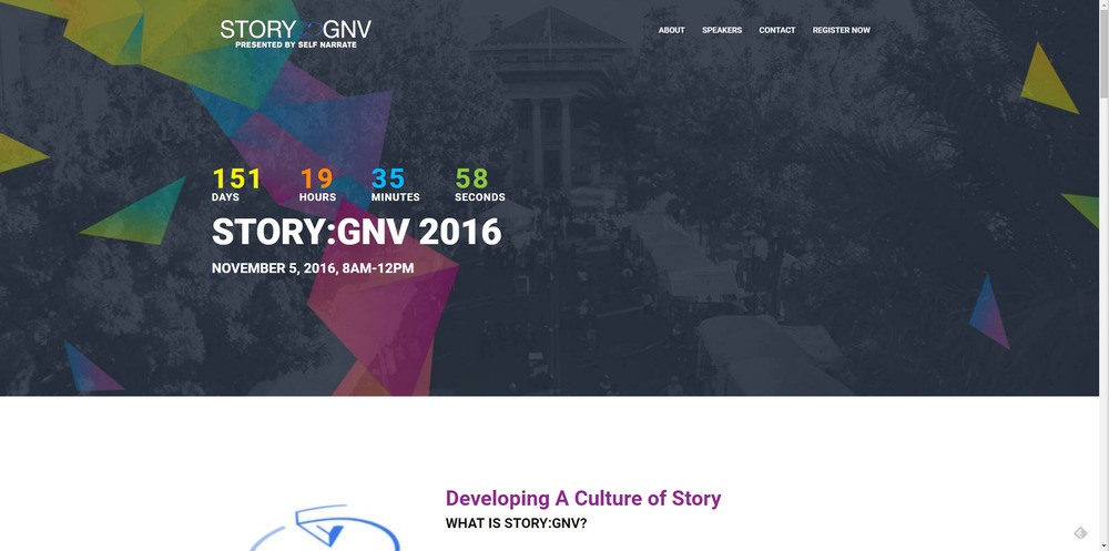 STORY:GNV Conference
