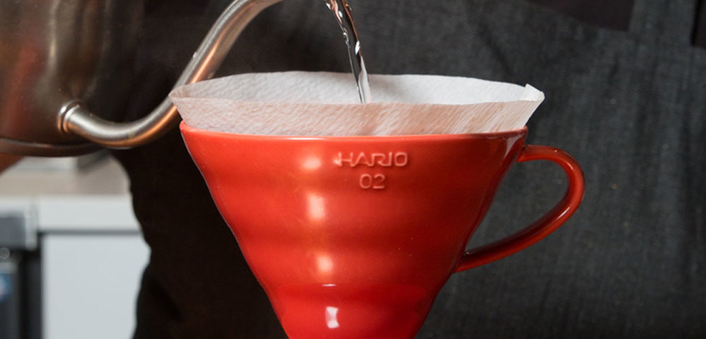 Brewing the perfect cup