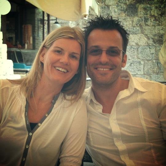 Andrea & Susan Giorgi- Italy