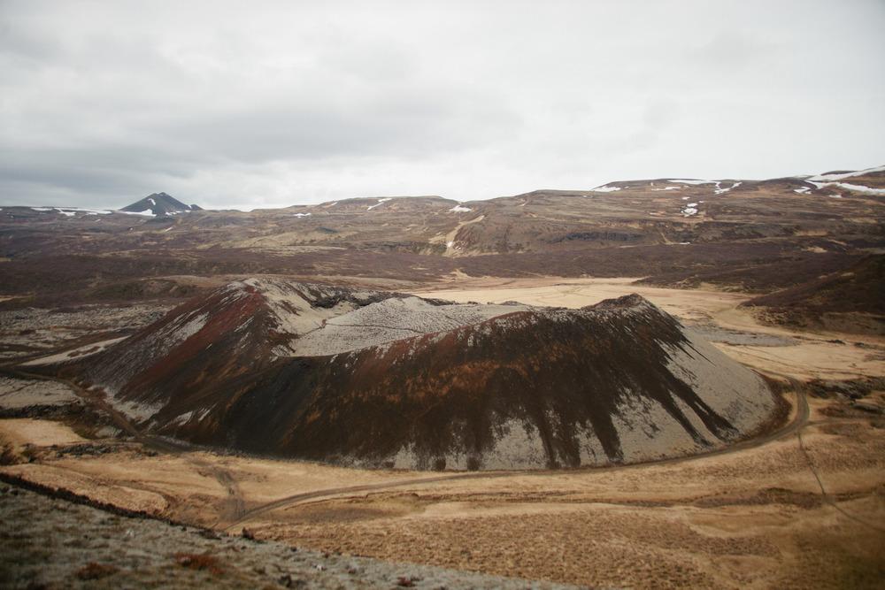 Grabrok Volcano