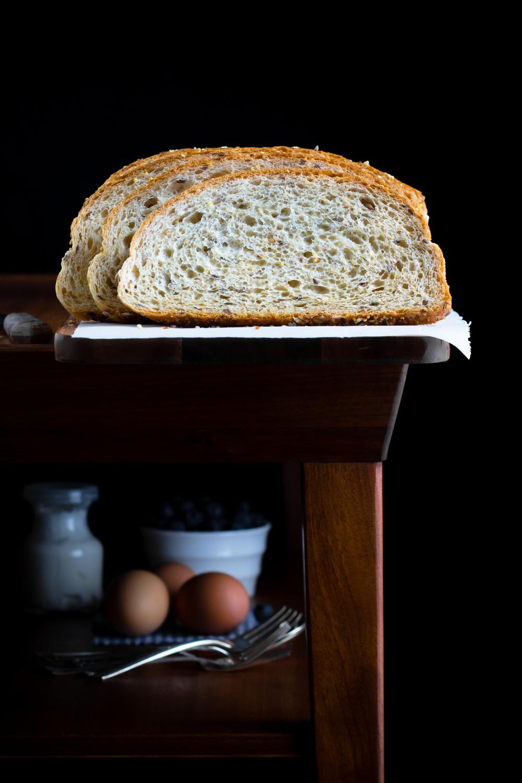 breakfast on a side table.jpg