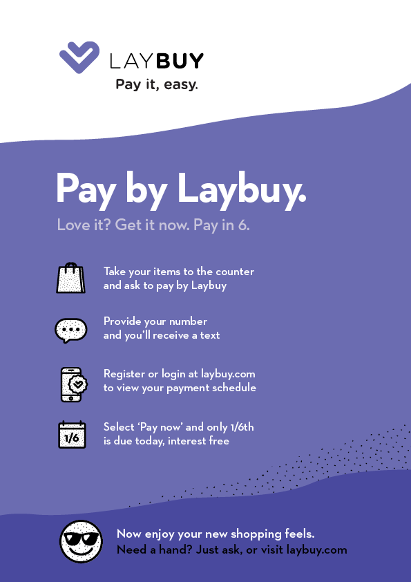 How to pay by Laybuy