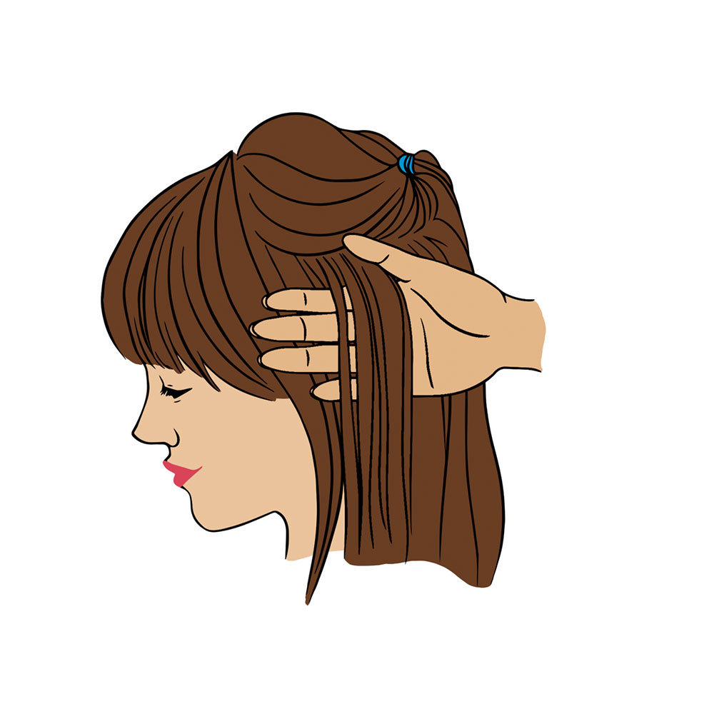 Tape Extensions Tutorial Fashion World