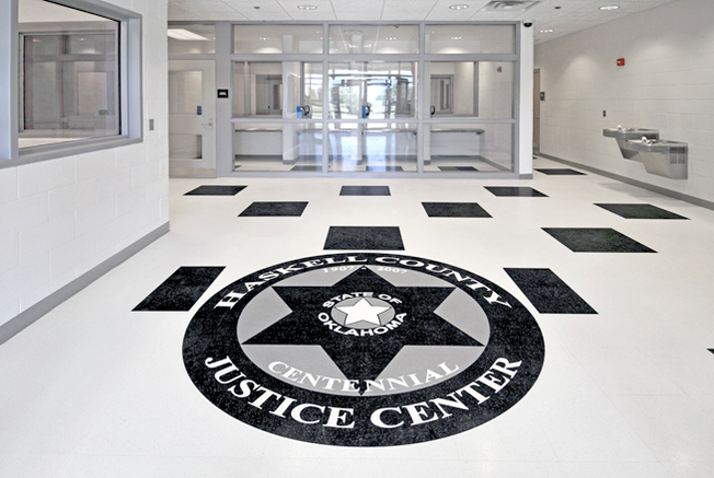 Haskell County Justice Center