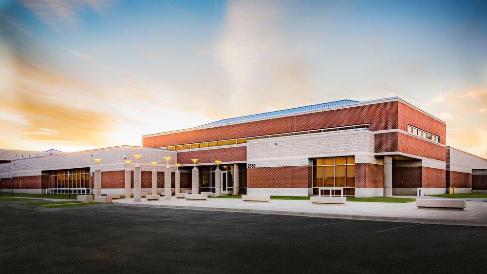 Cleveland County Criminal Justice Center