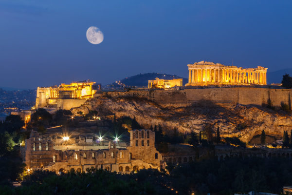 Image from http://travelercorner.com/wp-content/uploads/2016/05/acropolis-and-the-parthenon-at-night-600x400.jpg