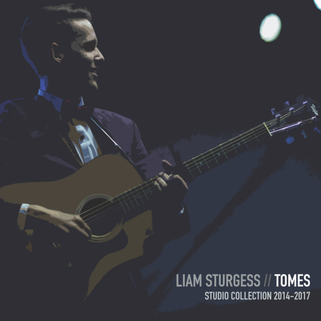 """Tomes"" by Liam Sturgess"