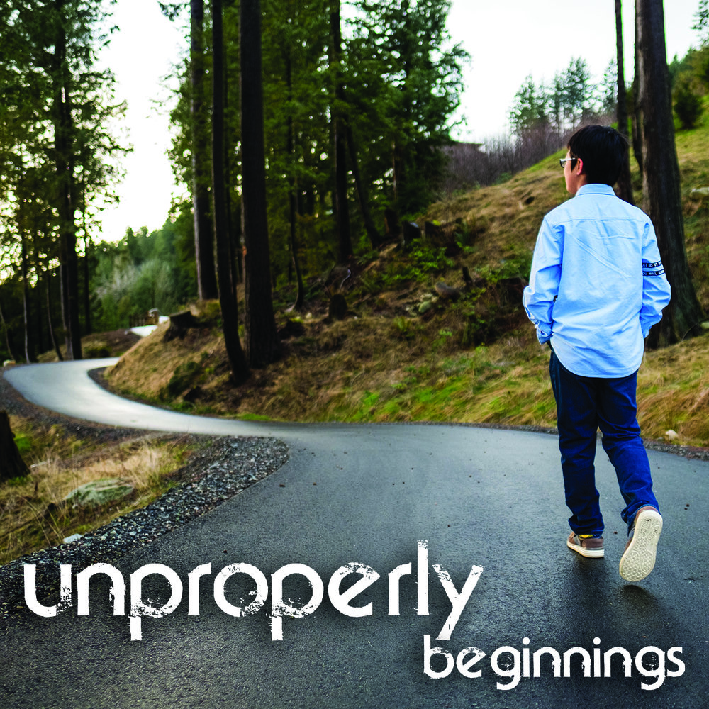 Unproperly - Beginnings Front Cover 2.jpg