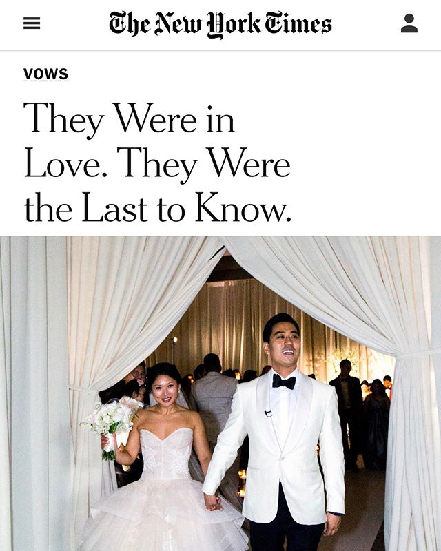 Ayyyyyy we in the @nytimes ☺️ We had the amazing opportunity to plan a wedding @ The Bronx General Post Office and totally transform a giant raw historical landmark into a full on wedding venue. Check out the full article in the @nytimes Vows Section 📰 Extra special thanks to our friends and partners, @jdissalinger + @hannahglucky of @concreteandwater 👏 Holler at us if you also want your wedding to be the dopest 💜💎💍 • • • #bryanwoosjean #acapellasoul #wedding #weddingday #weddinginspiration #weddingideas #weddingplanning #weddingdetails #weddingband #weddingdj #weddingentertainment #weddingvenue #weddingceremony #weddingreception #diybride #diywedding #diyweddingideas #handmadewedding #handmade #diy #weddingdiy