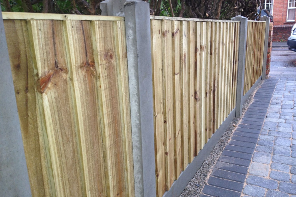 Fencing The Poole Fencing Company erects all types of fencing  Concrete Post & Panel fencing, Closeboard fencing , Agricultural & Trellis work.   Free estimates can be given along with help & advice when required.  Learn More →