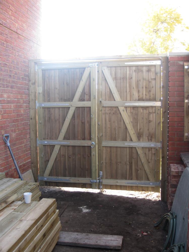 Closeboard Gates