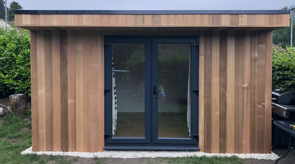 Cedar Garden Room