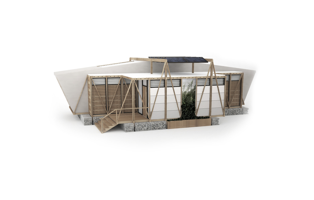EULU NET ZERO CLASSROOM KIT -- AIA HONOLULU DESIGN AWARD WINNER