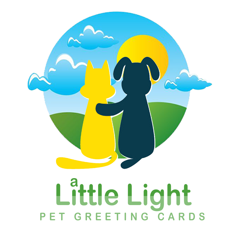 Pet Loss Sympathy Cards | Rainbow Bridge Cards