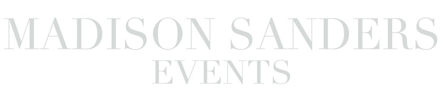 Madison Sanders Events
