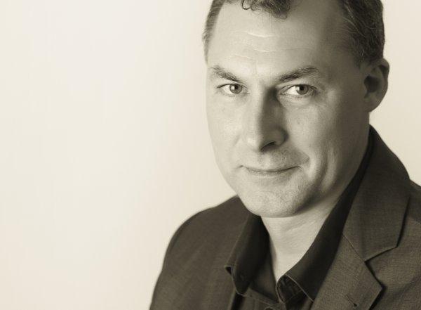 Stefan Grafe from Hutrust