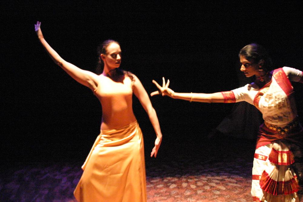 Chelsea Gilbert & Shaheen Sheik