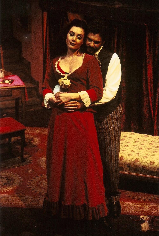Marie Bergenholtz & Richard Gaylor