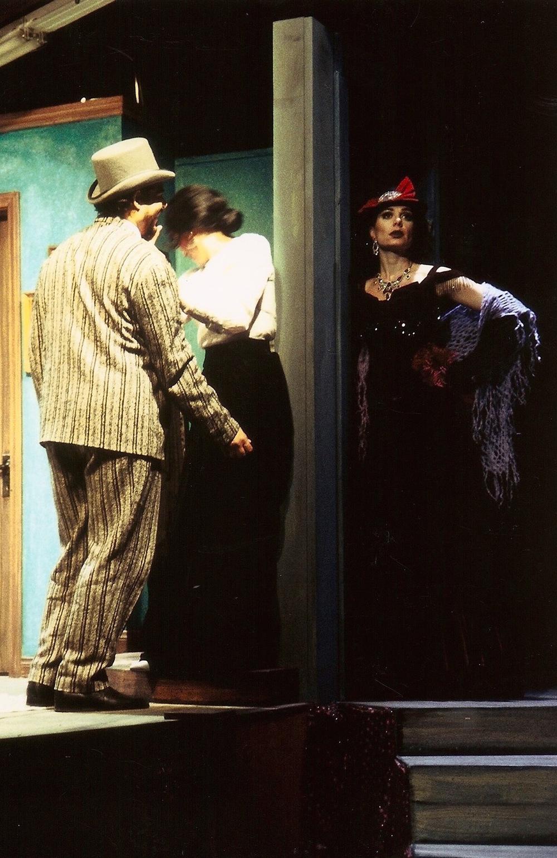 Richard Gaylor, JoAnne Bailey & Marie Bergenholtz