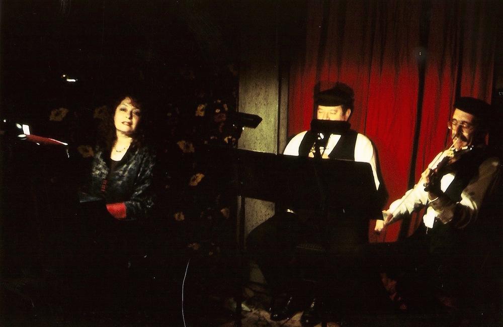 Hanna Levy, Zinovy Goro & Miamon Miller