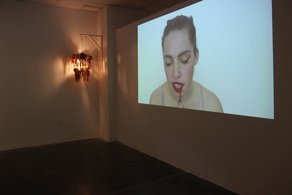 'You Looked Pretty Today' Stella Elkins Gallery