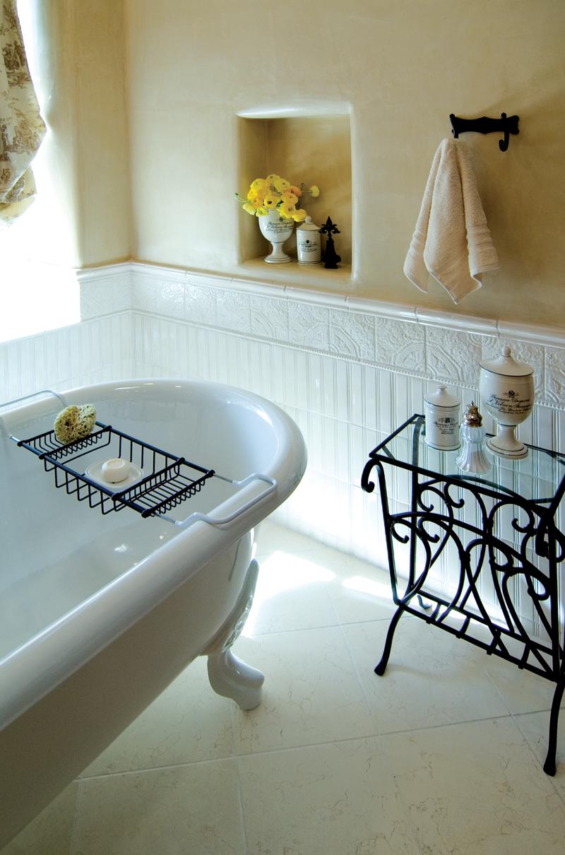 Baths — Statements in Tile/Lighting/Kitchens/Flooring