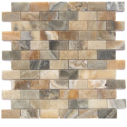 Dover Grey Onyx Mosaic