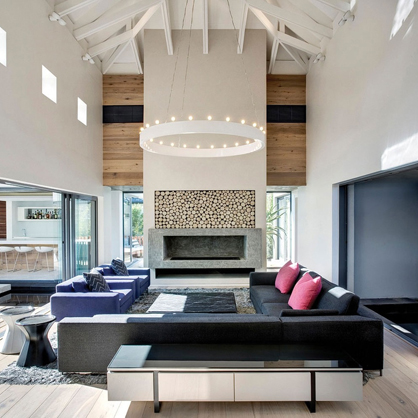 Pearl Valley House Interior by Antoni Associates via Pinterest.