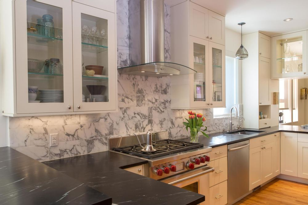 Kitchens — Statements in Tile/Lighting/Kitchens/Flooring