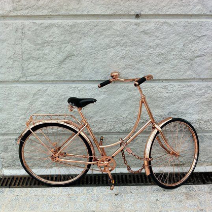 Bike by Van Heesh Design.