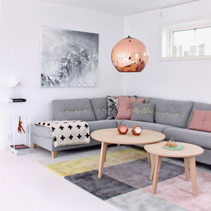 Scandinavian inspiration via Pinterest.