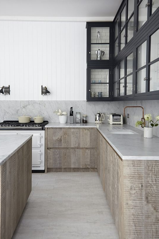 Kitchen designed by Jamie Blake of Blake's London
