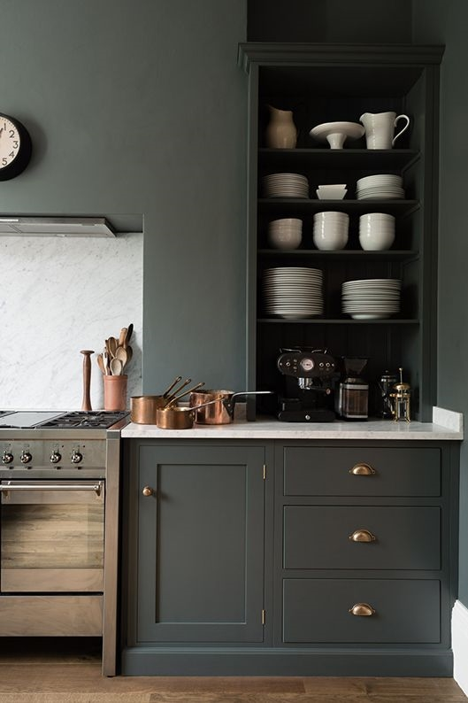 Devol Kitchens London's Bloomsbury Kitchen