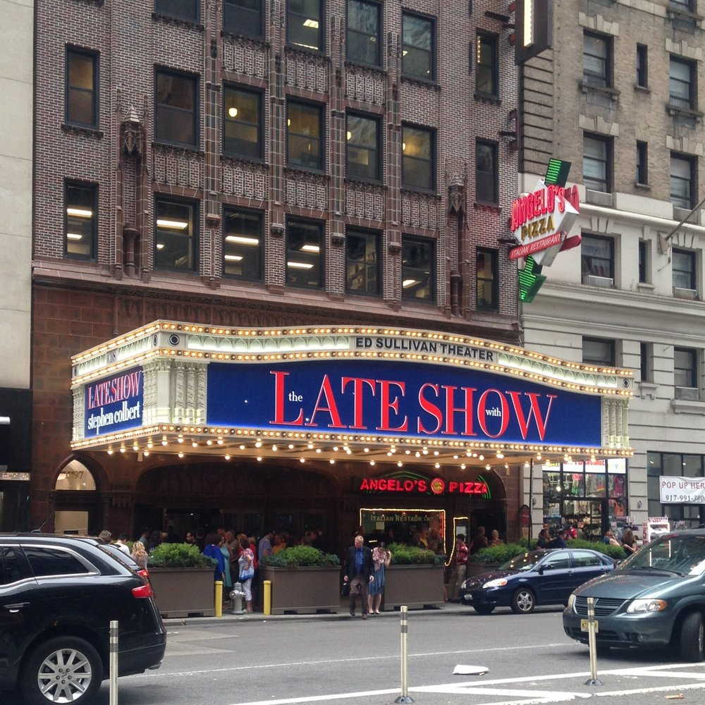 ^ Ed Sullivan Theatre