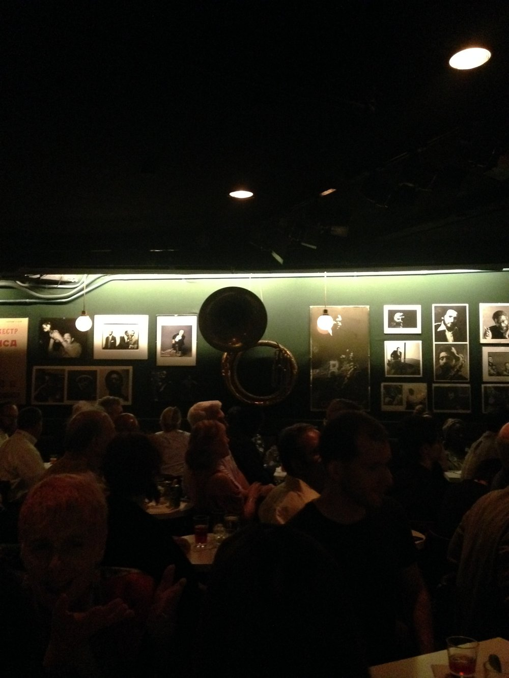 ^ In the Village Vanguard