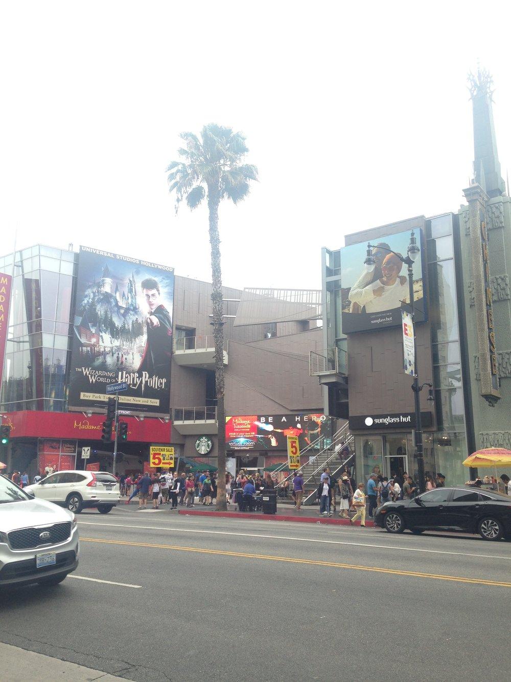 ^ Hollywood Blvd