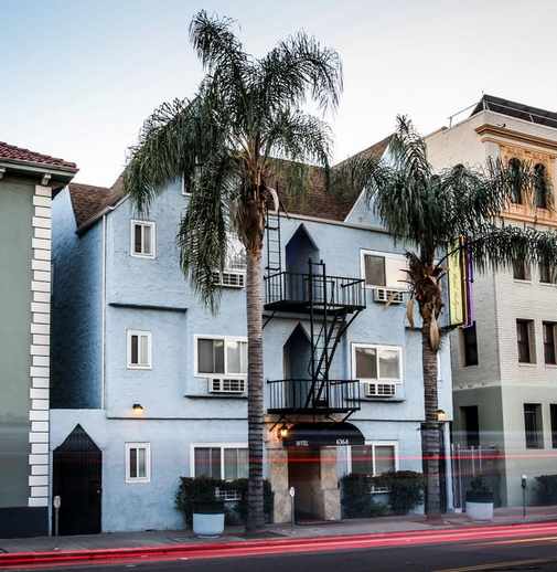^ Hollywood Hotel