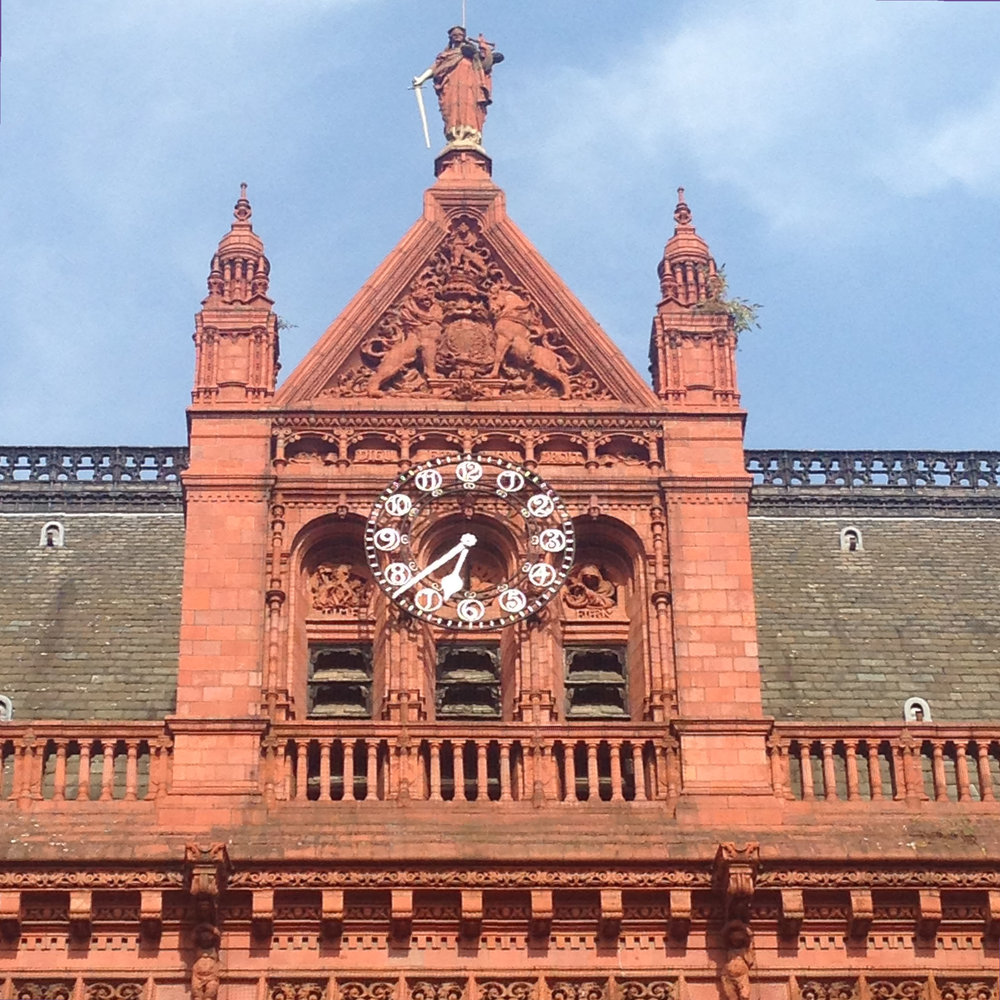 Birmingham Courts