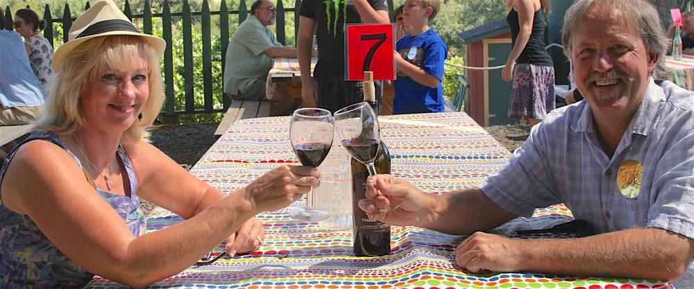 Wine Club Members