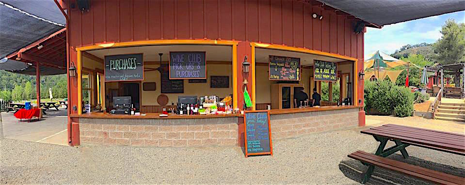 Photo by Kelly Henningsen-Martin Ranch Winery Tasting room