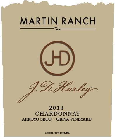 J.D. Hurley 14 Chardonnay