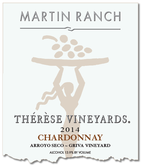 Therese Vineyards 2014 Chardonnay